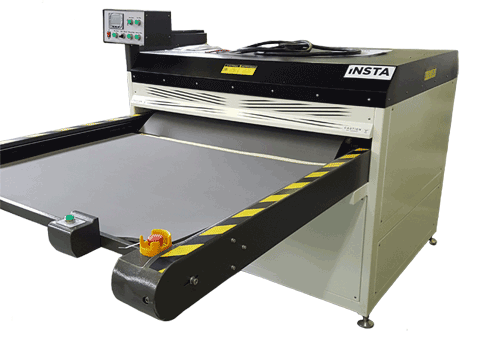 INSTA 1 meter by 1.2 meters about 3 feet by 4 feet Sublimation Heat Press Printing